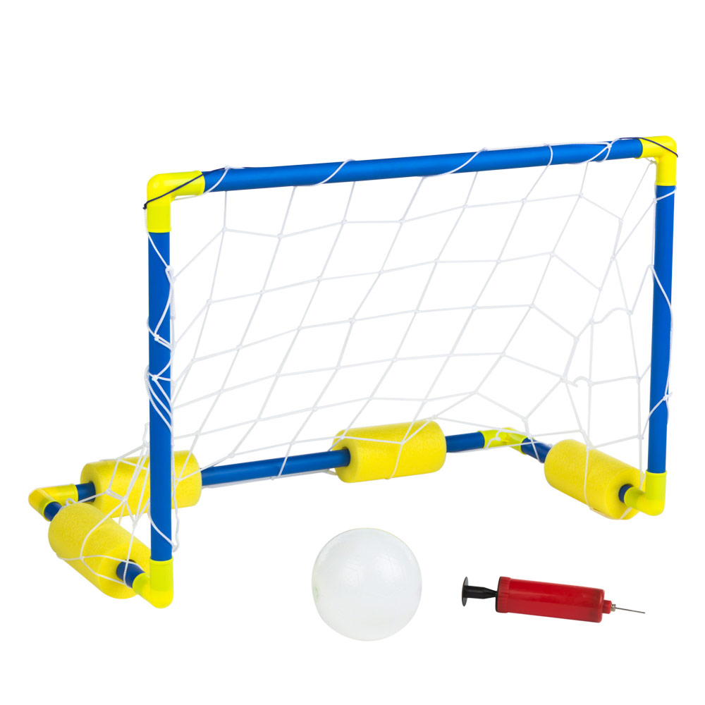 Portería de waterpolo con balón | Distria