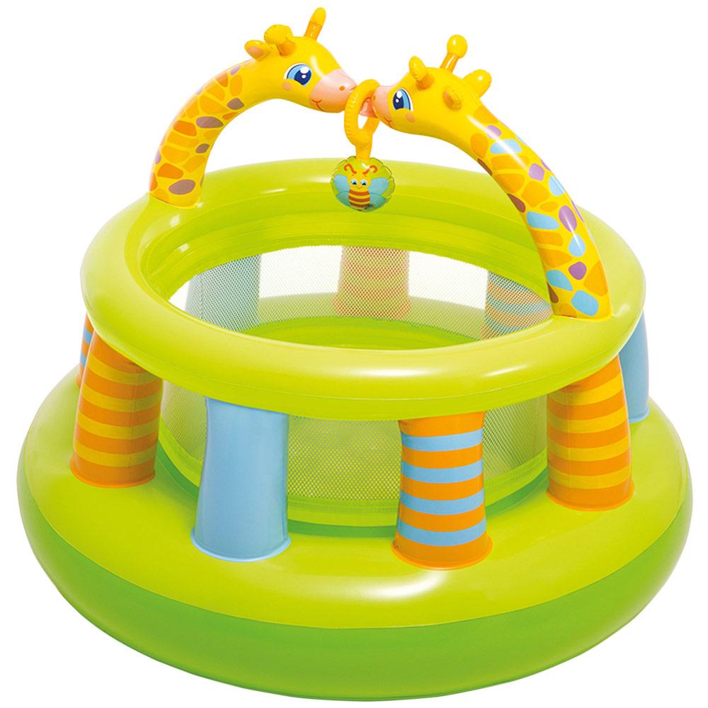 Gimnasio hinchable Intex para bebés | Distria, tu tienda online de ocio y entretenimiento para toda la familia