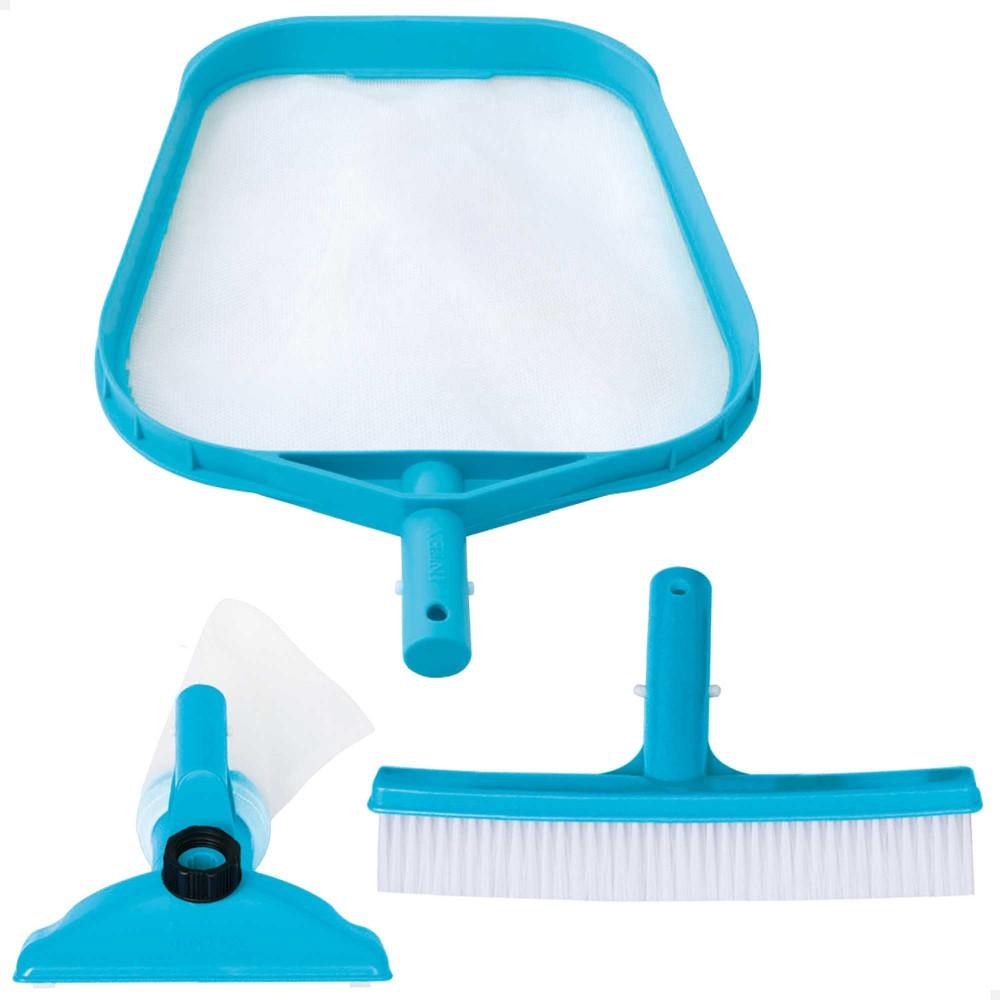 Kit de limpieza básico INTEX-Mantenimiento piscinas| Distria