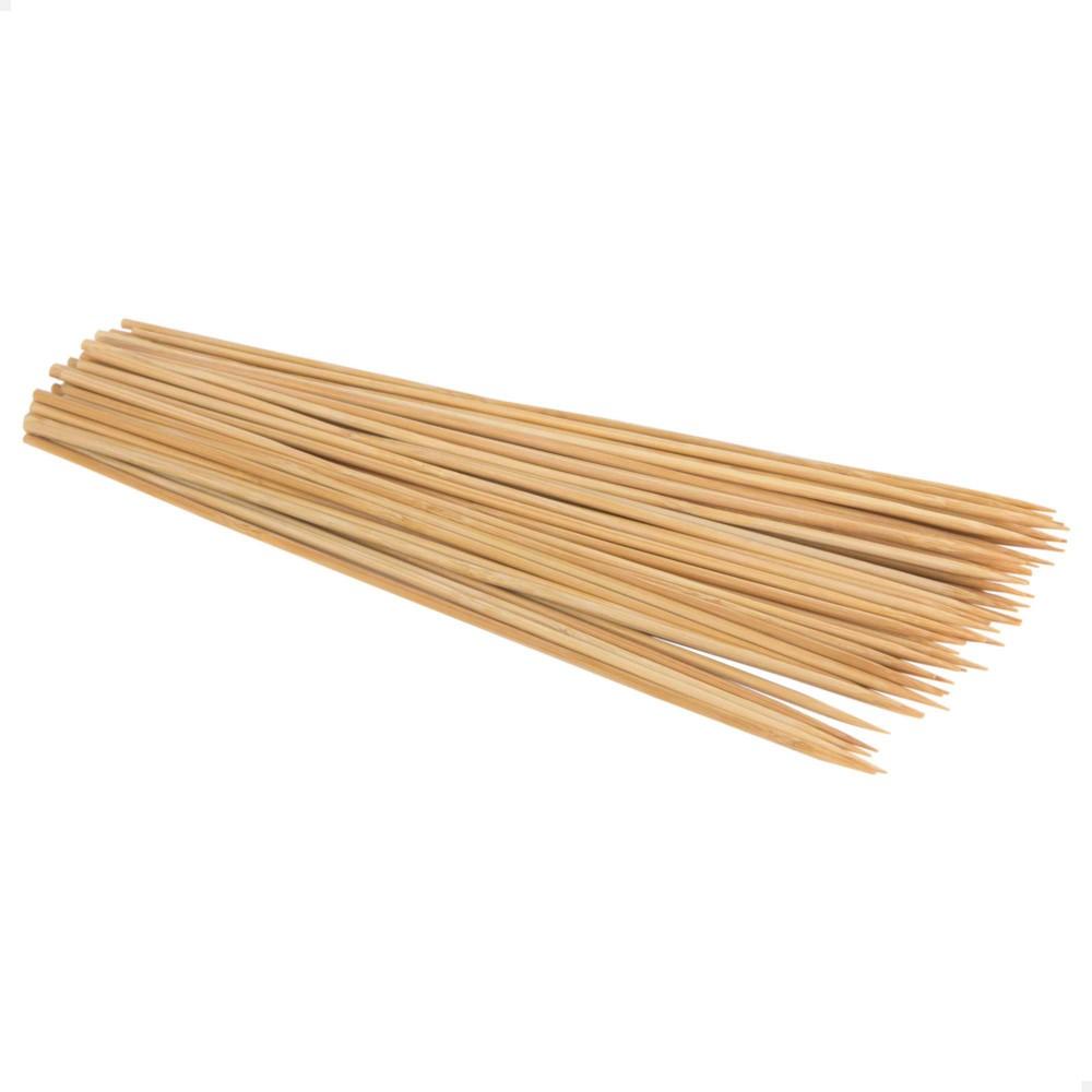 Pack 100 palillos madera para hacer pinchos | Utensilios de cocina