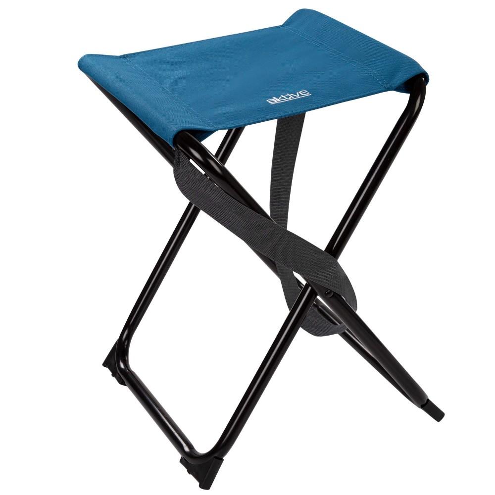 Taburete plegable y portátil para camping | Distria.com