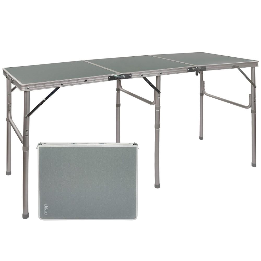 Mesa dobrável para camping Aktive | Distria.com