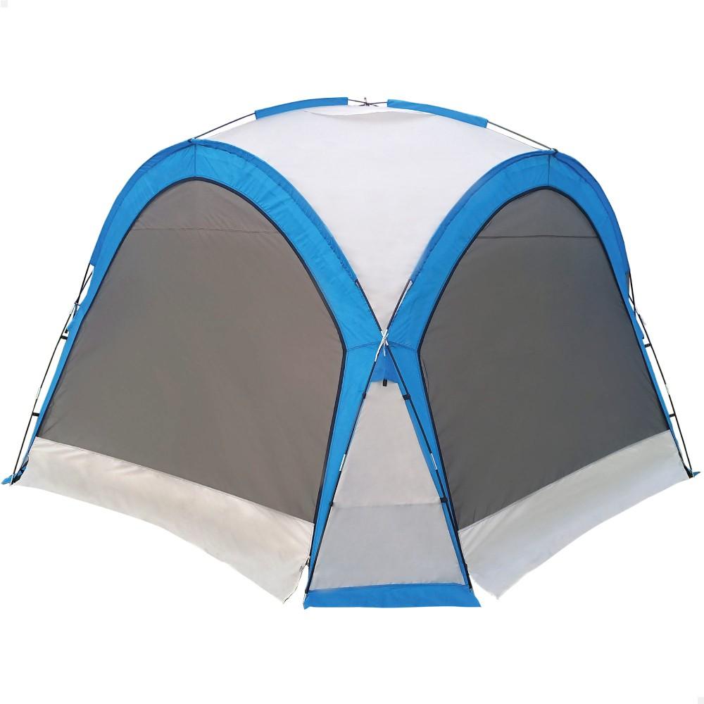 Tenda de campismo com rede mosquiteira | Distria