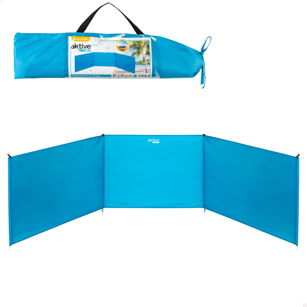 Quebra-vento Aktive Beach com Proteção UV - Distria.com
