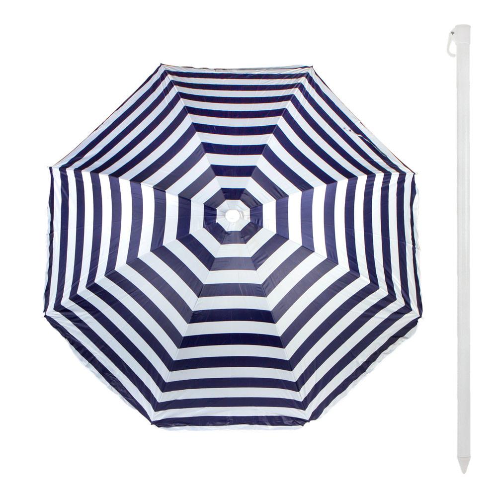 Sombrilla playa protección UV- sombrillas Aktive| Distria