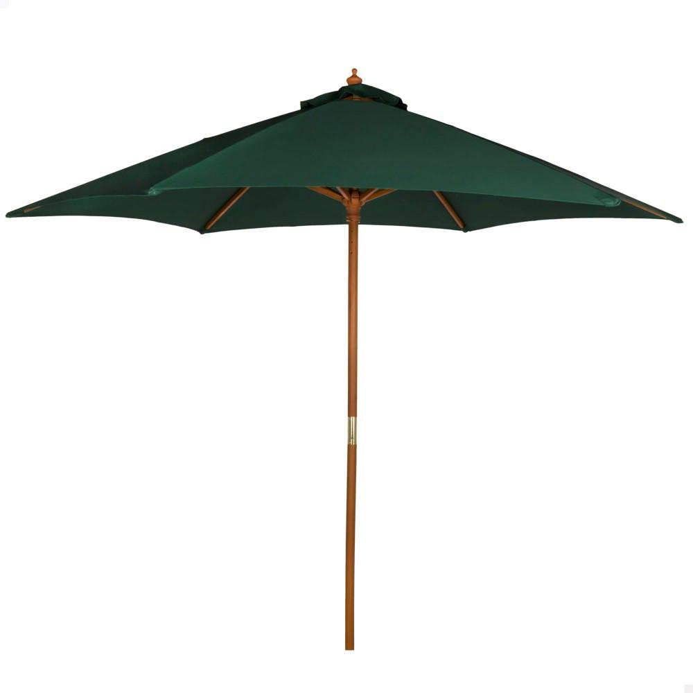 Parasol madera para terraza varios modelos | Distria