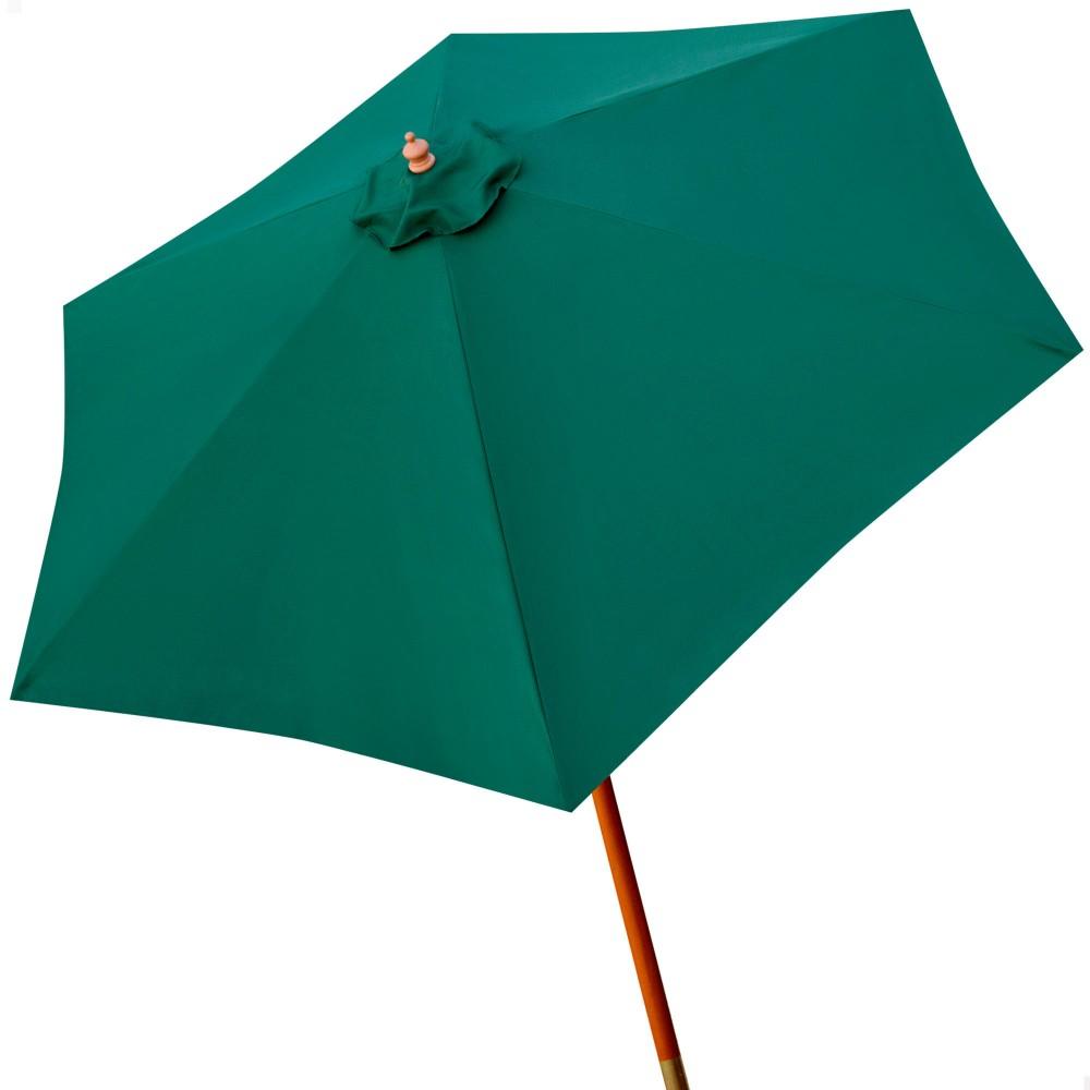 Parasol jardín de madera | Distria | Comprar accesorios jardín