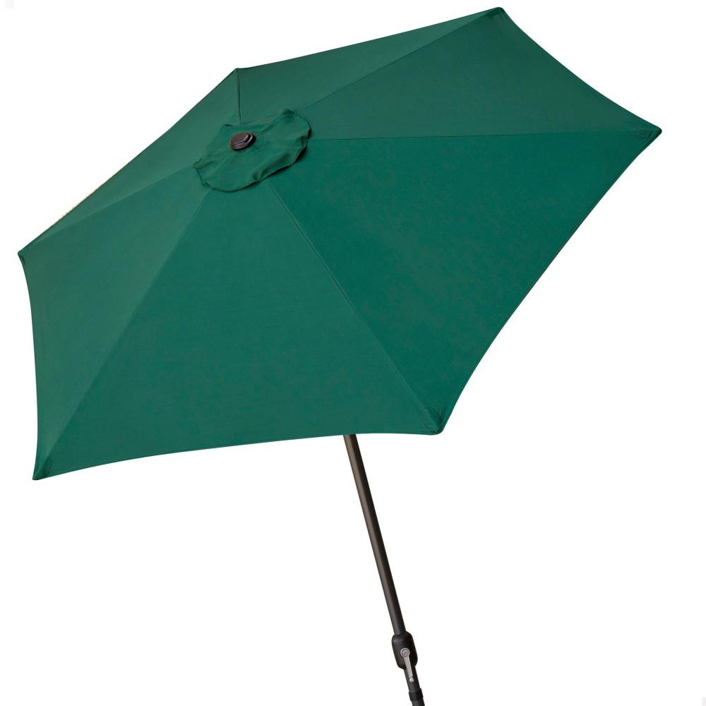 Parasol color verde de altura 2,4 mts - Aktive Garden - Distria