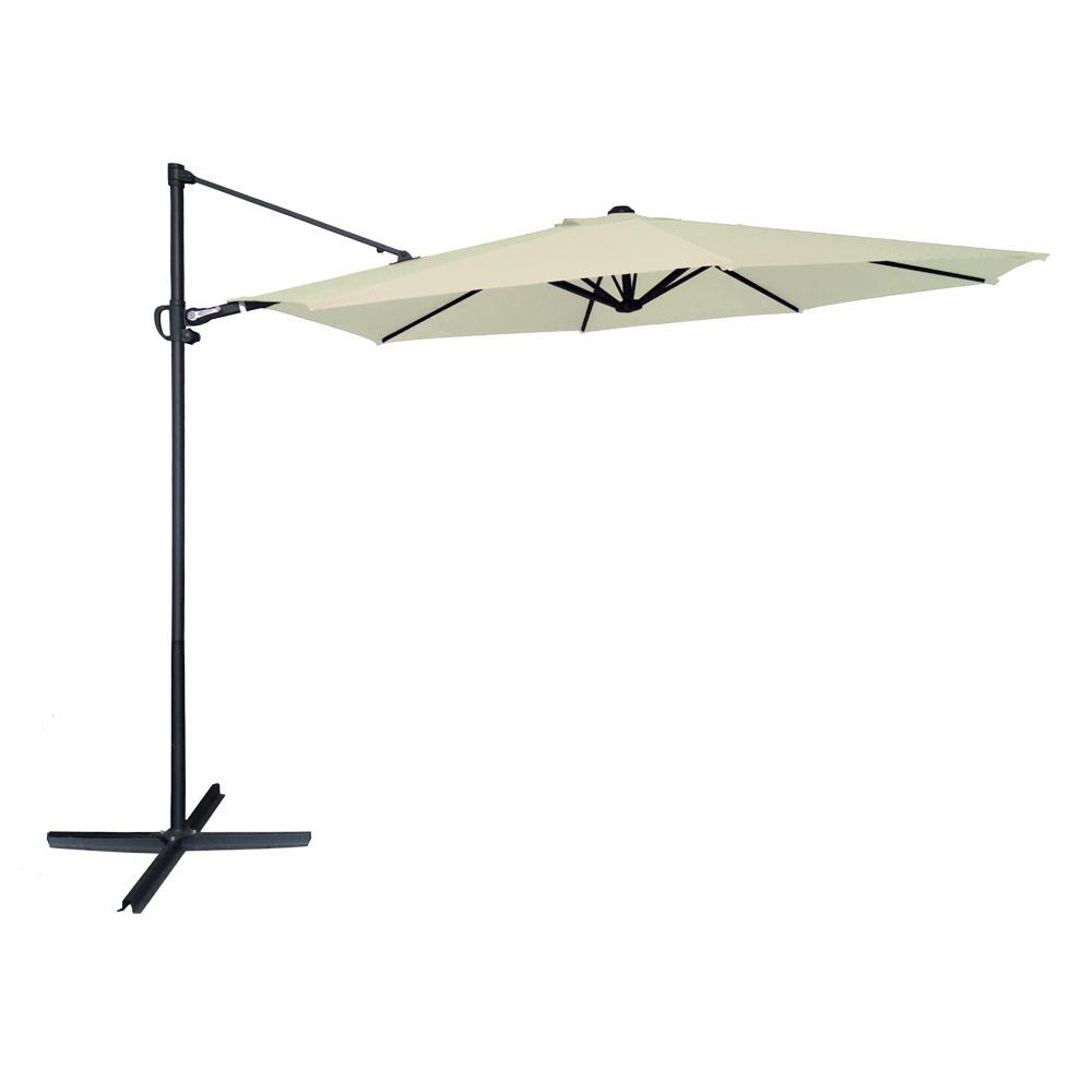 Parasol con base en cruz para exterior | Distria