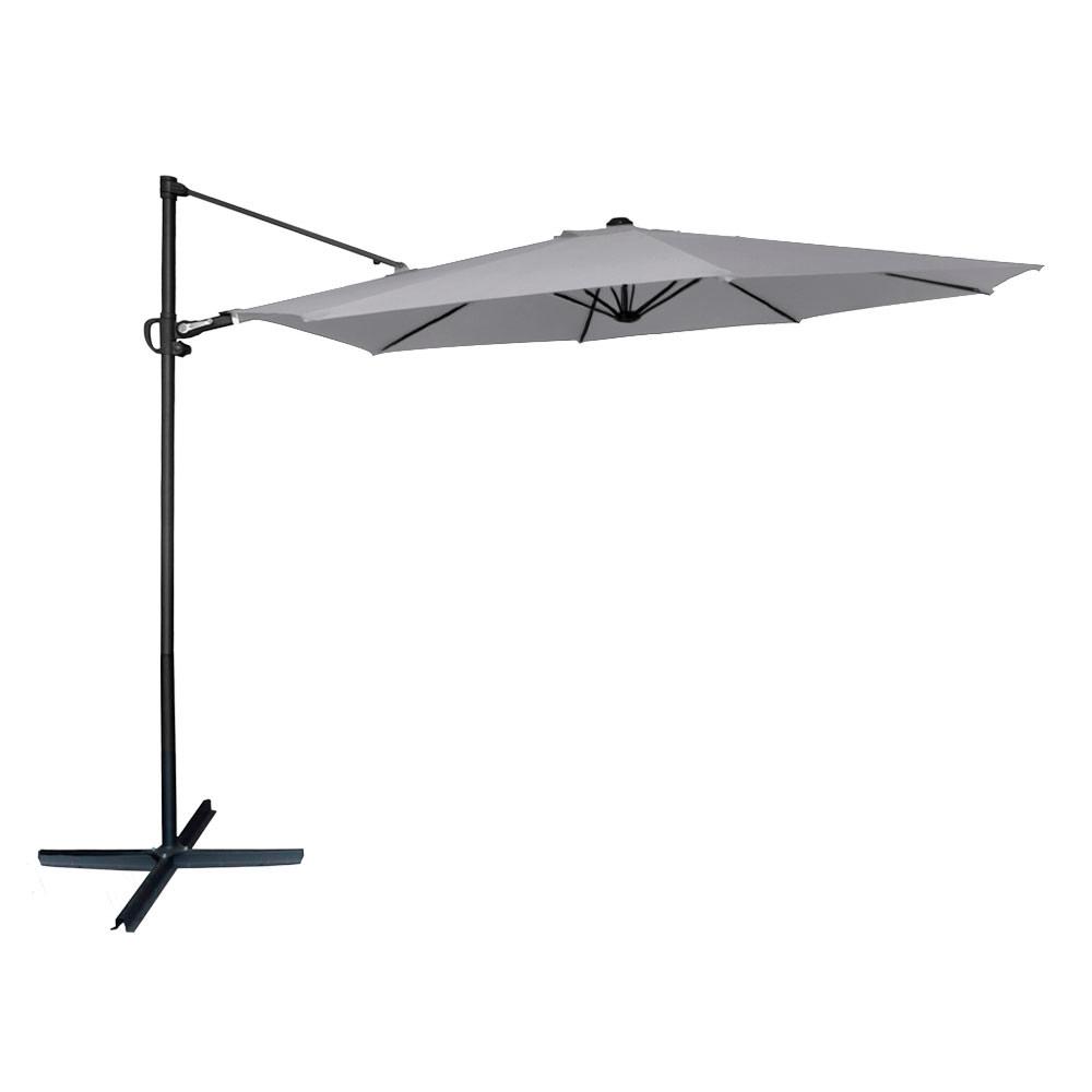 Parasol excéntrico hexagonal- sombrillas y parasoles| Distria