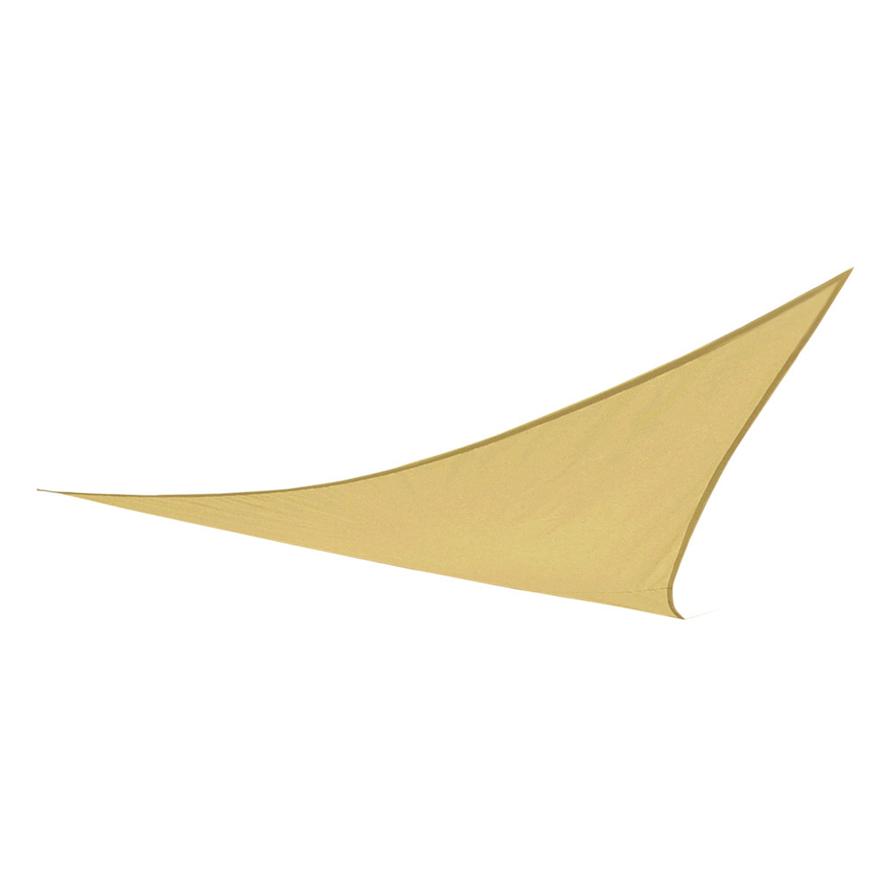 Toldo vela triangular en varios colores | Decoración | Distria