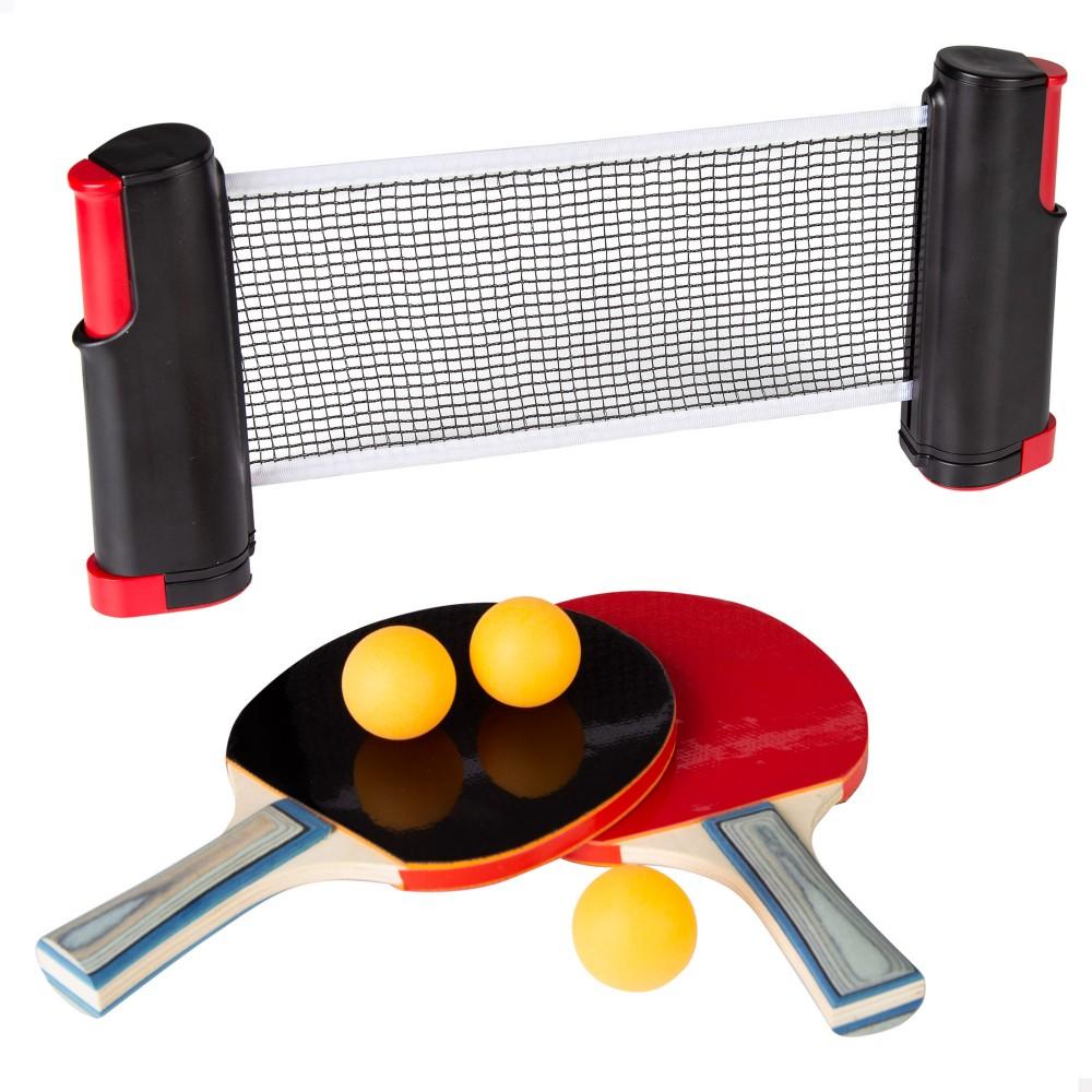 Pacote portátil de pingue-pongue - jogos ao ar livre | Distria