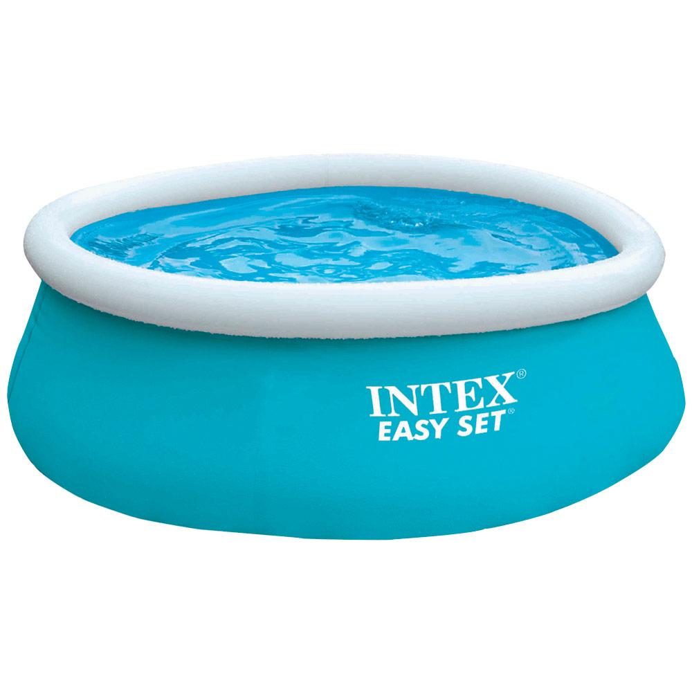 Piscina hinchable Intex Easy Set | Encuentra tu piscina de fácil instalación en Distria