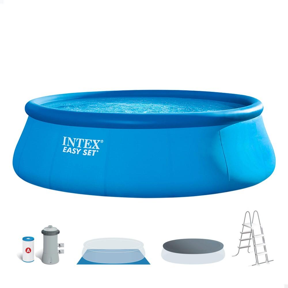 Comprar piscina desmontável e insuflável Intex | Modelos e preços