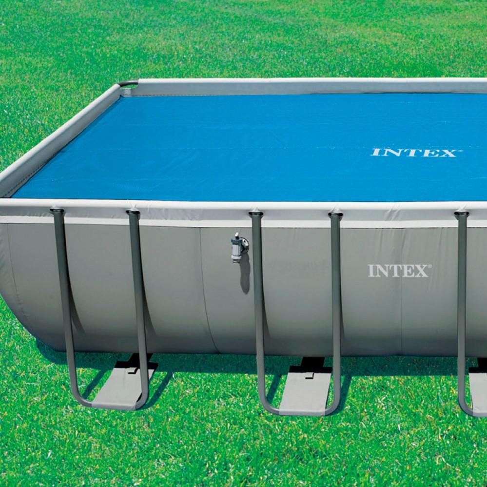 Cobertor para piscina intex piscinas y accesorios intex for Intex piscinas accesorios