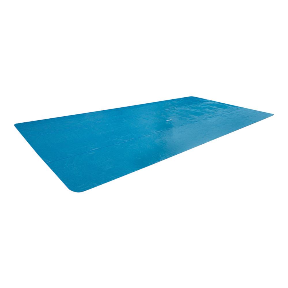 Mantenimiento piscinas | Cobertor solar INTEX para piscina rectangular