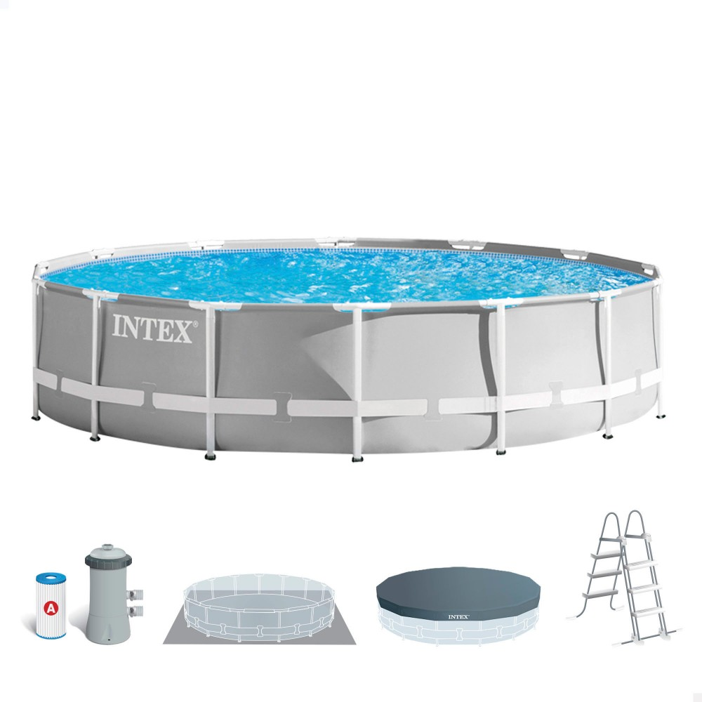 Comprar piscinas desmontables · Piscinas INTEX
