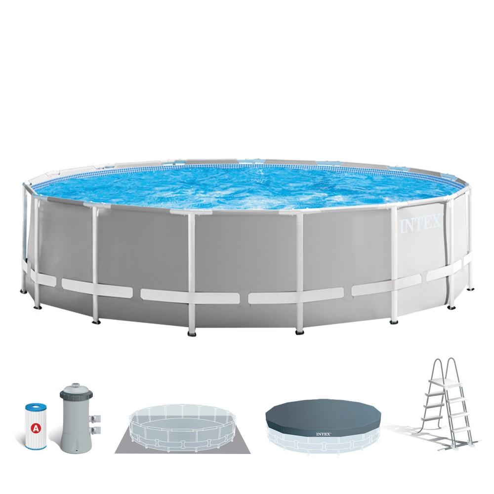 Comprar piscina desmontable barata · Piscinas INTEX