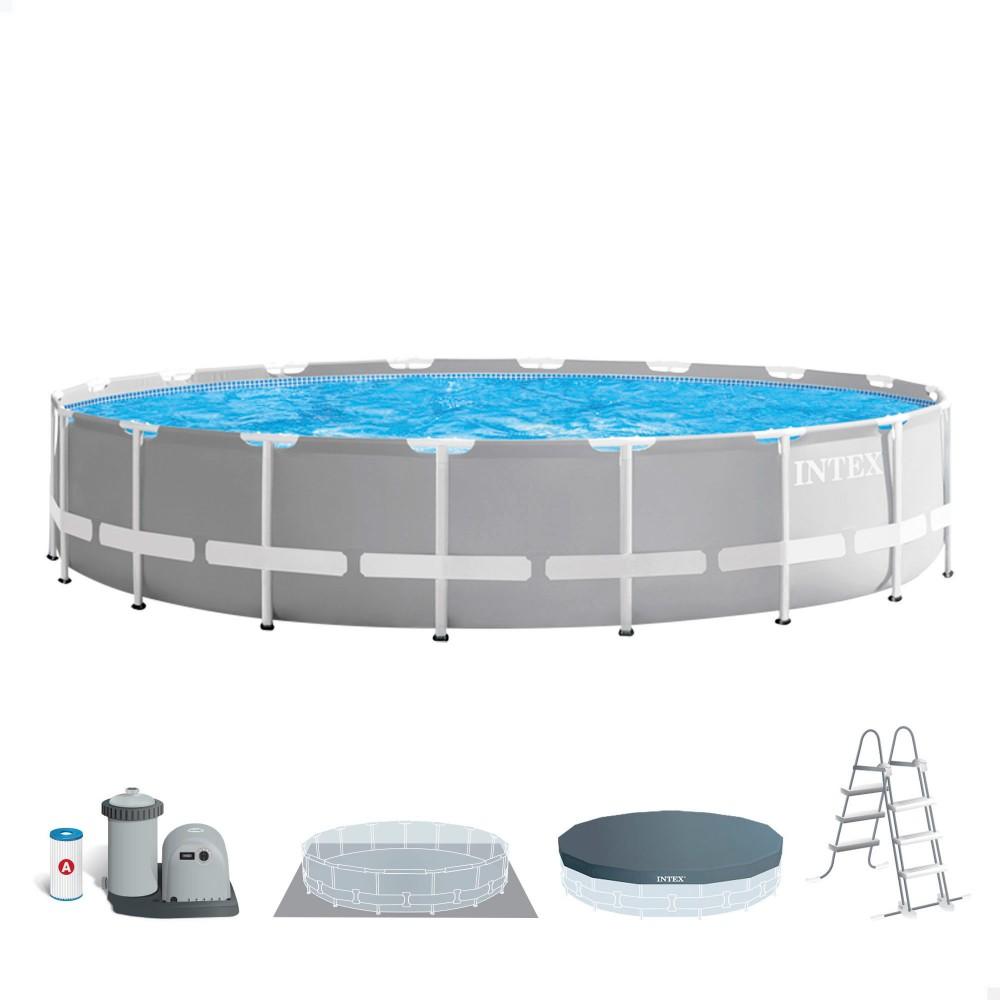 Comprar piscinas sin obra · Piscinas desmontables INTEX