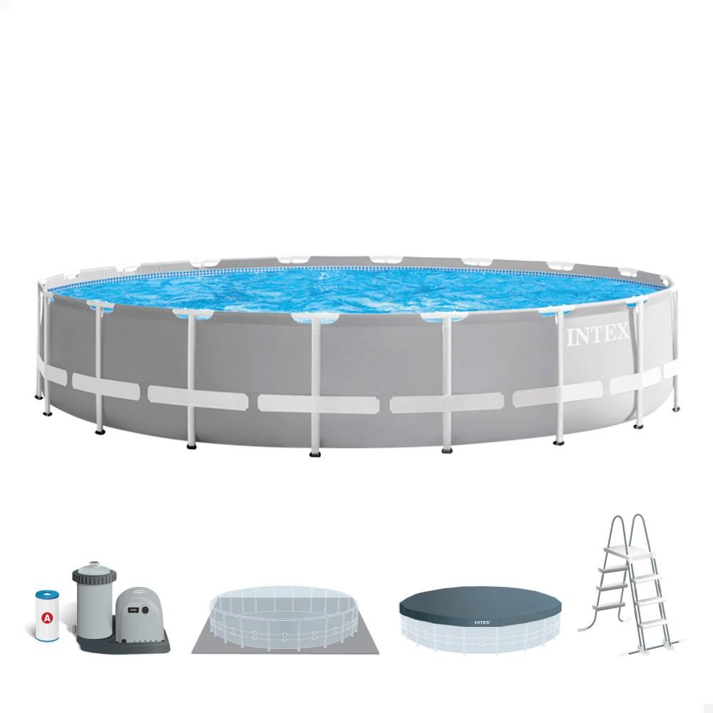 Comprar piscina elevada · Todos los tamaños disponibles
