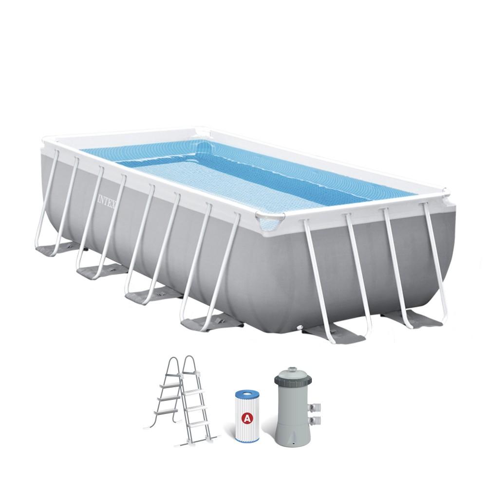 Piscinas sin obra baratas · Comprar piscina INTEX