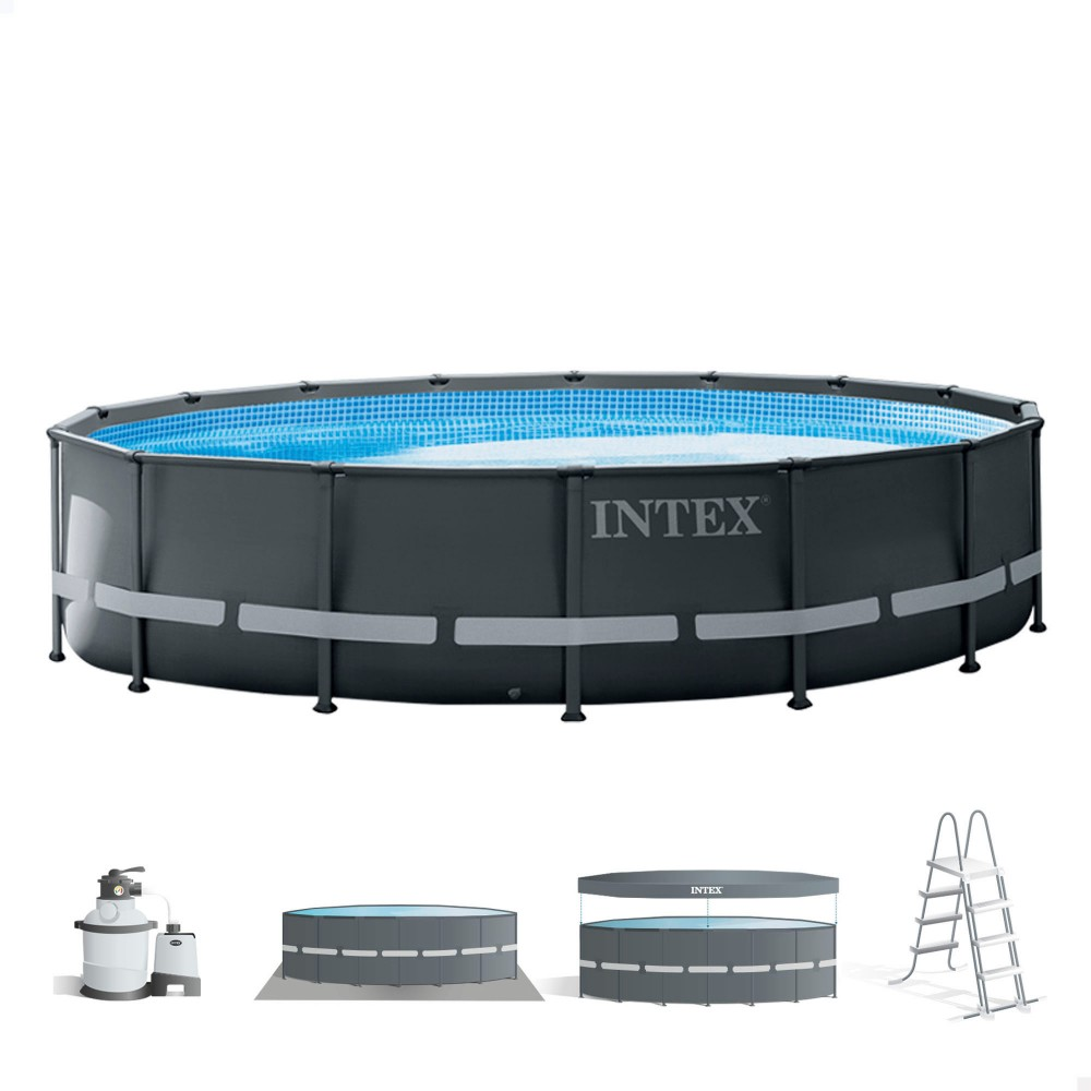 Piscina desmontable INTEX · Todos los tamaños