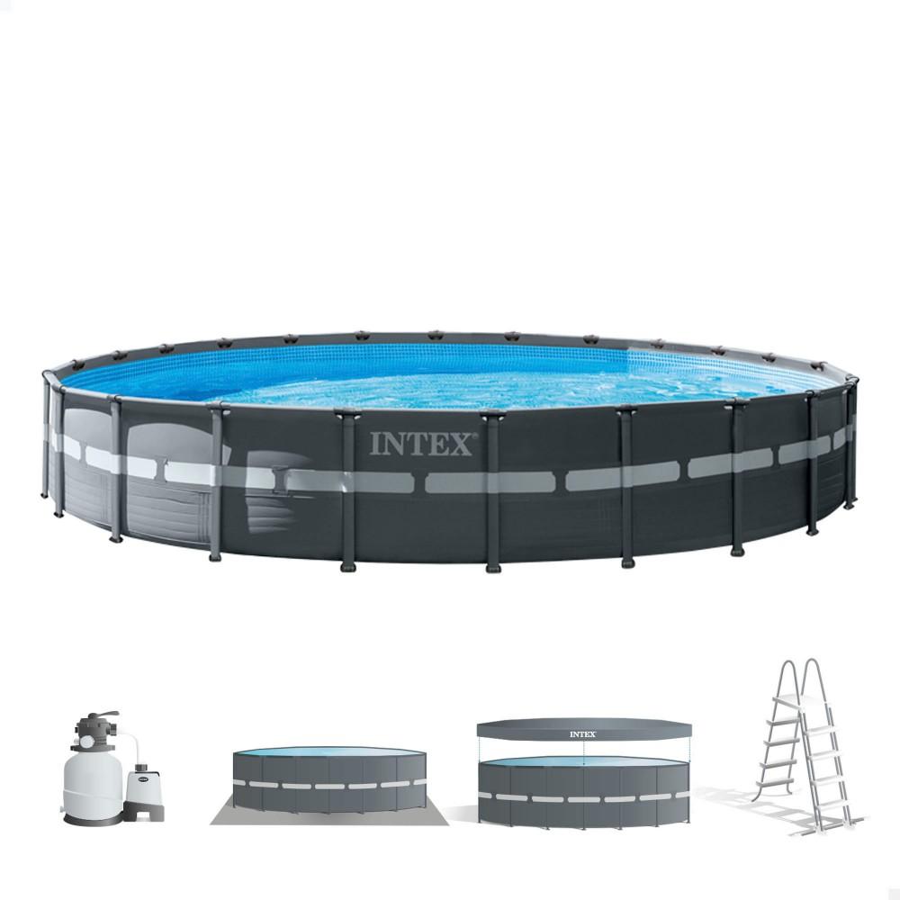 Piscinas INTEX | Todo en piscinas desmontables
