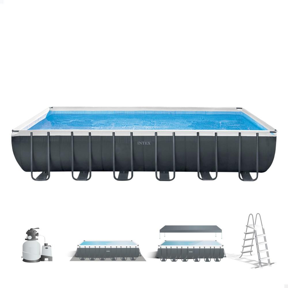 Piscinas sem obra · Comrpar piscinas desmontáveis INTEX