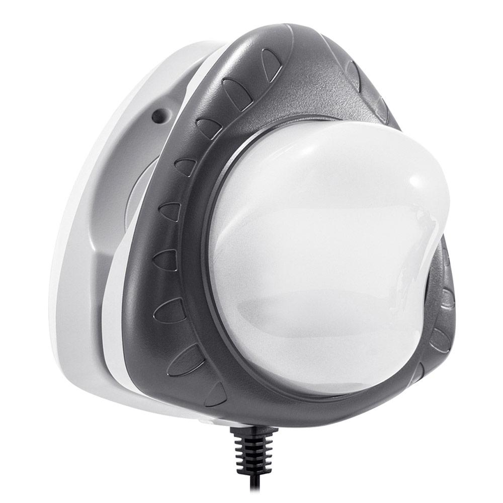 Luz LED magnética piscinas desmontáveis INTEX - Iluminação Piscinas