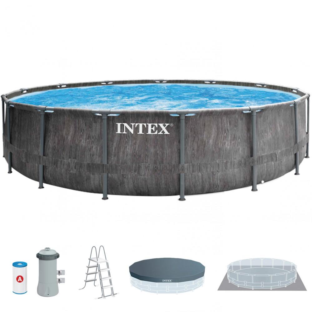 Piscinas baratas INTEX | Distria.com