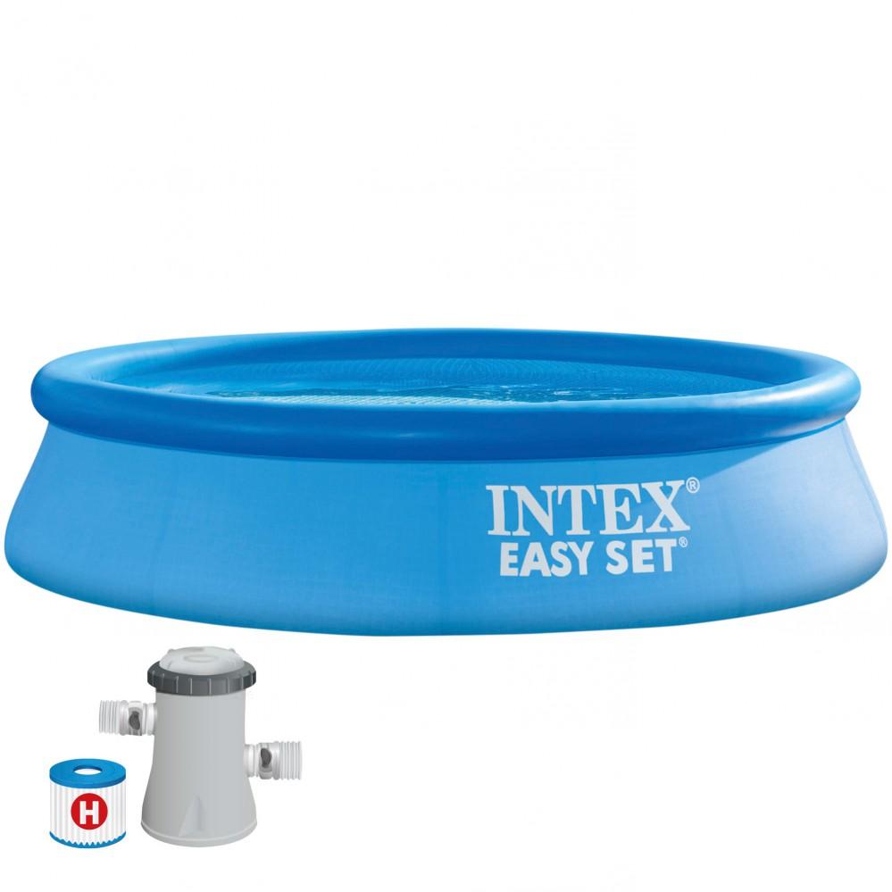 Piscinas redondas hinchables INTEX | Distria.com