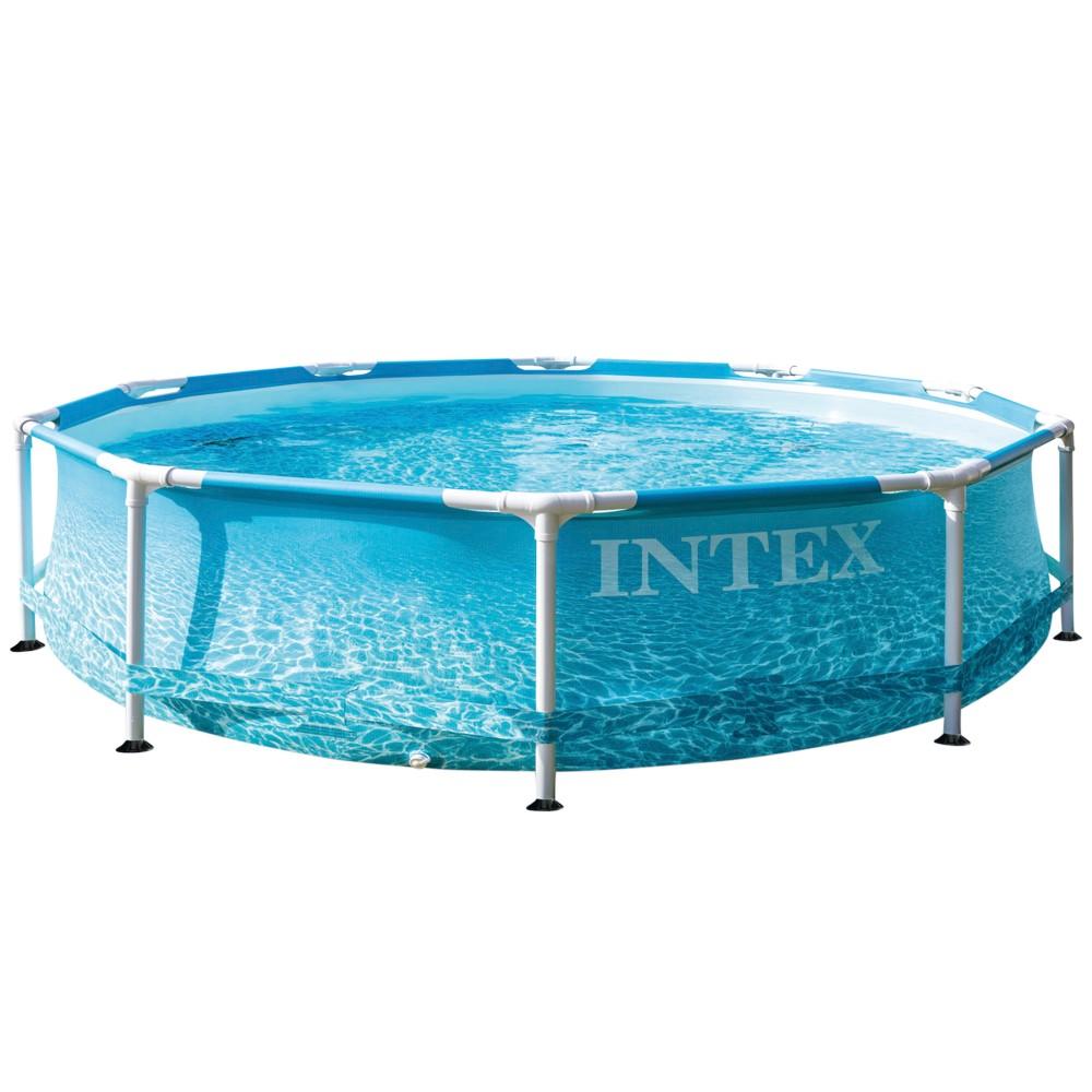 Piscina tubular redonda INTEX | Distria