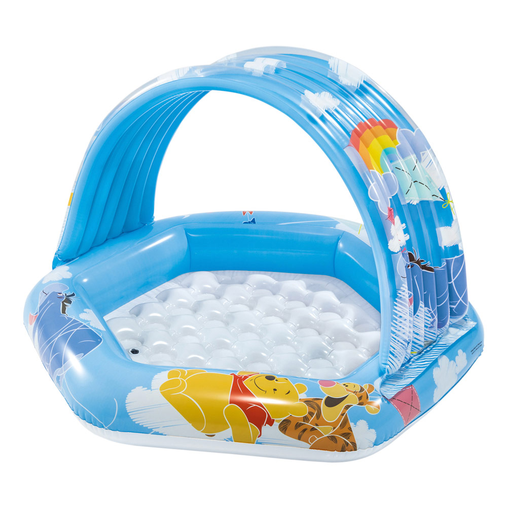 Winnie the Pooh piscina hinchable infantil - Piscina para bebés INTEX