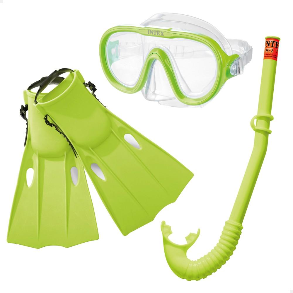 Set de buceo infantil INTEX - Accesorios snorkel | DISTRIA