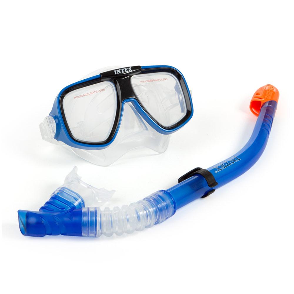 Set de buceo con máscara y tubo | Reef Rider de Intex