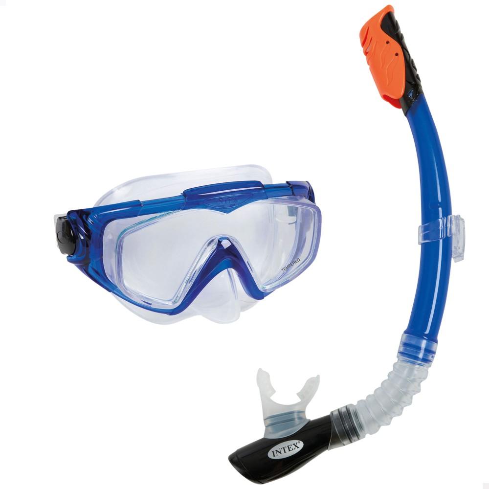 Máscara de buceo y tubo Intex | Accesorios y complementos para playa y piscina en Distria