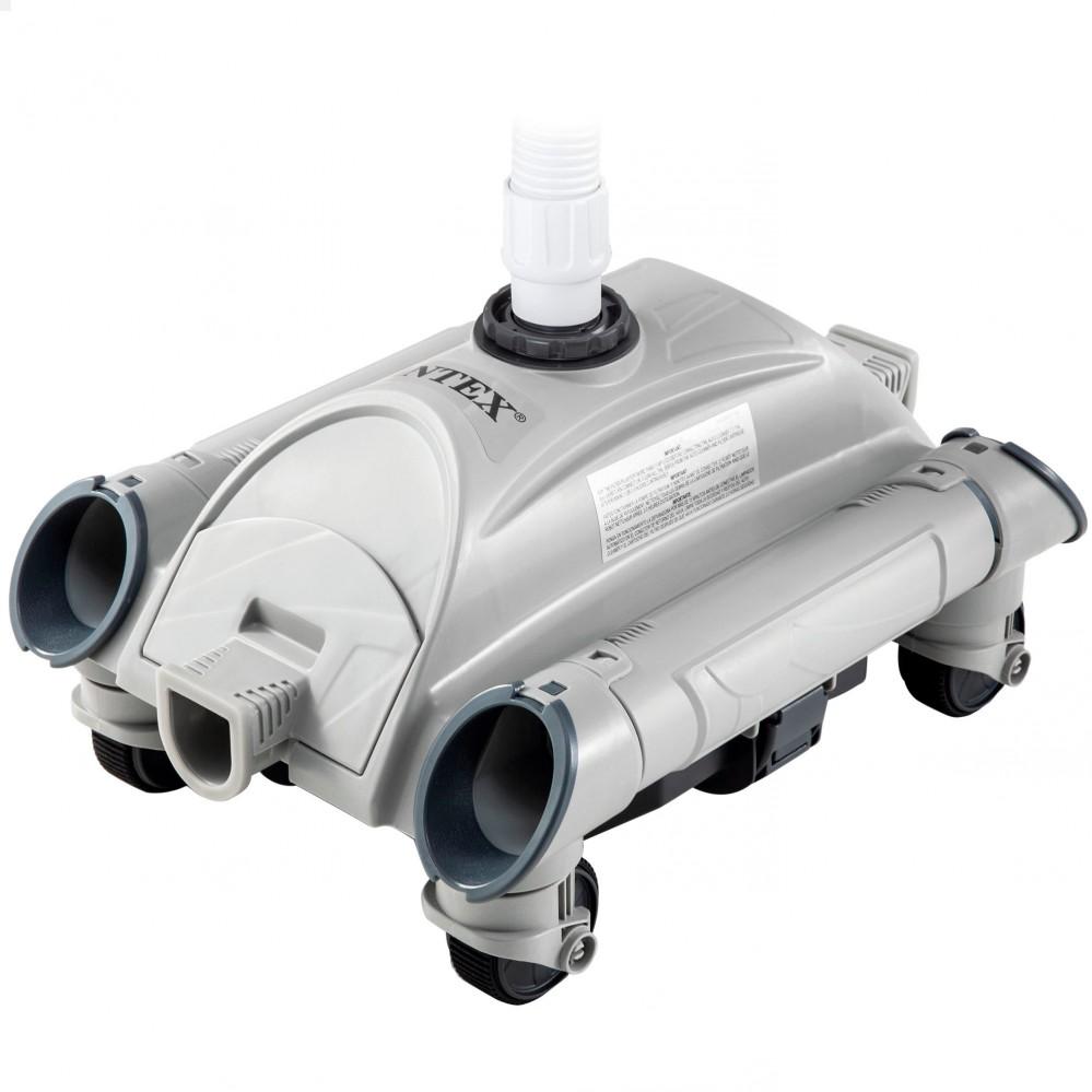 Robô piscina desmontável INTEX | Distria.com