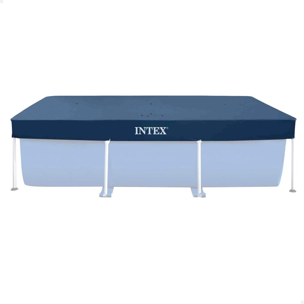 Cobertor para piscina rectangular Prisma o Small frame | Accesorios Intex
