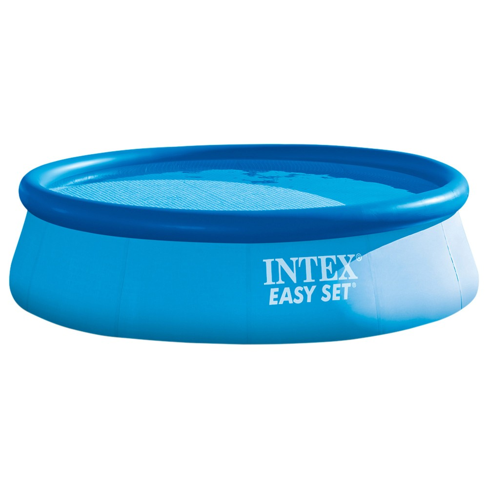 Piscina hinchable Intex Easy Set | Piscinas desmontables de fácil instalación online en Distria