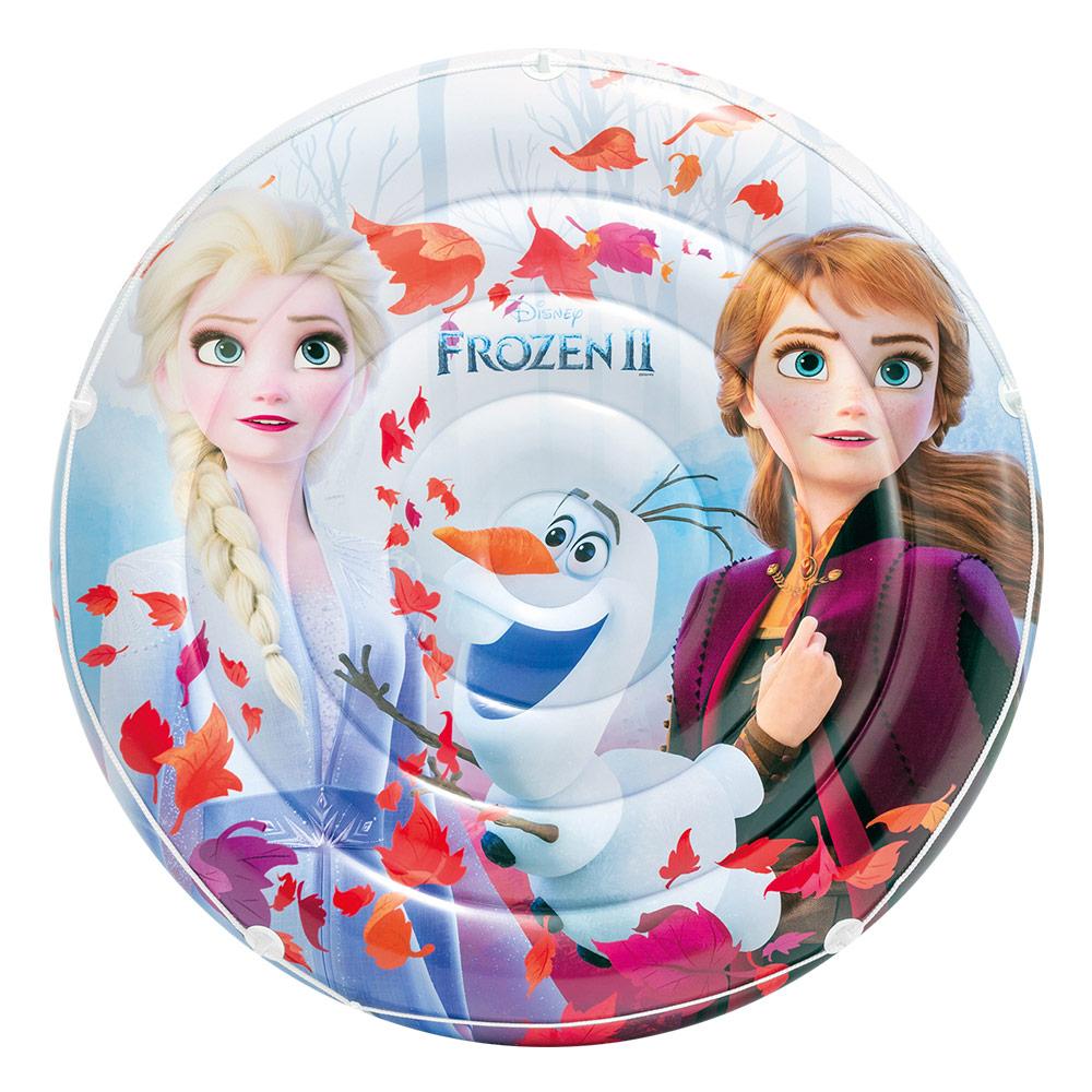 Colchoneta Redonda Infantil INTEX Frozen II Disney - Distria