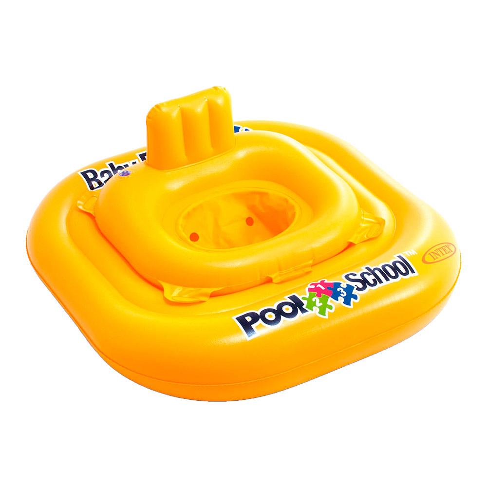 Flotador para bebés Pool School Step 1 de Intex | Los flotadores más seguros para los más pequeños