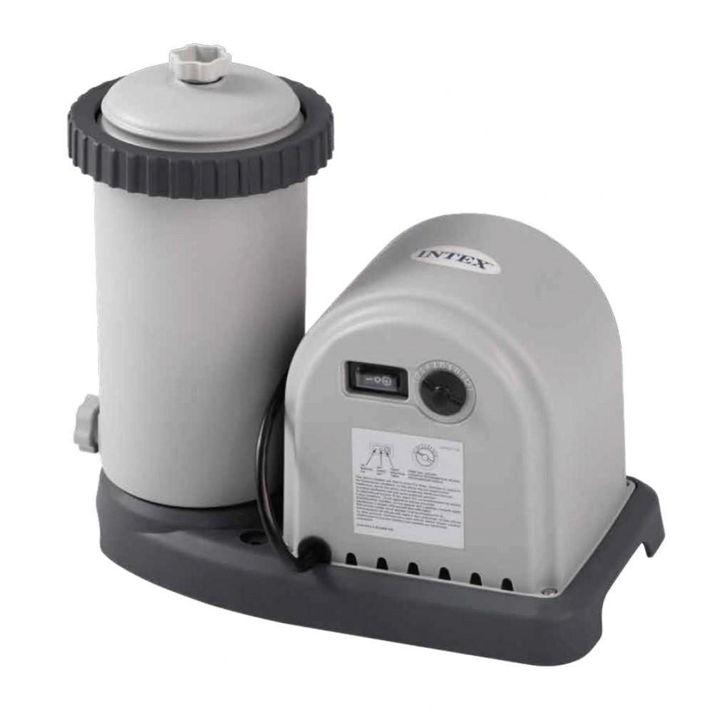 Depuradora de cartucho Intex con filtro \ Distria