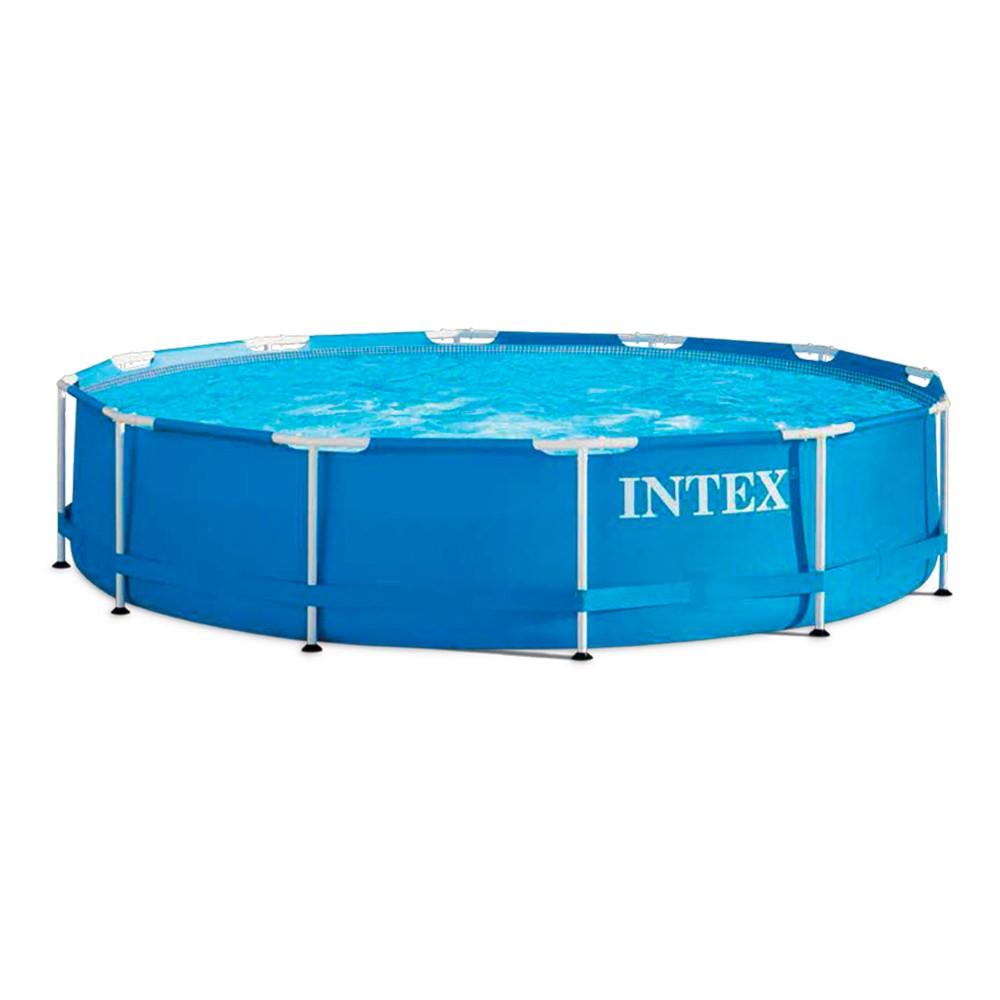 Piscina desmontable INTEX redonda - Distria.com