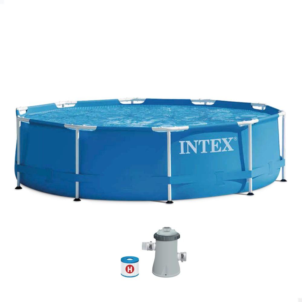 Piscina redonda INTEX - Comprar piscinas com o melhor preço