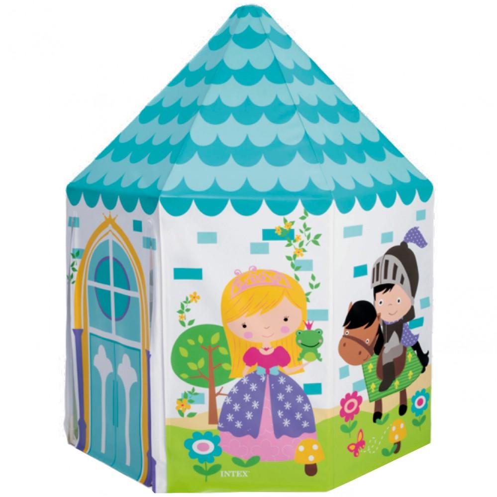 Castillo infantil de tela para niños INTEX | Distria
