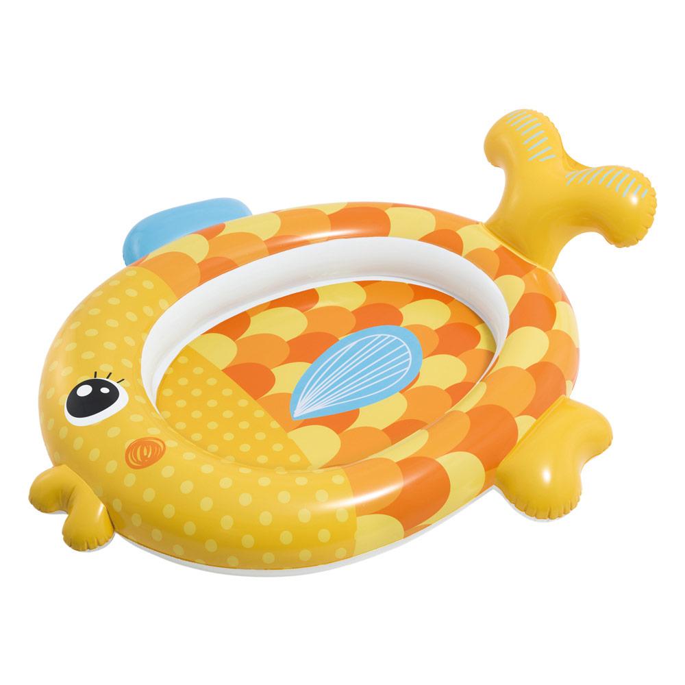 Piscina para bebês em formato de peixe Intex | Piscinas infláveis