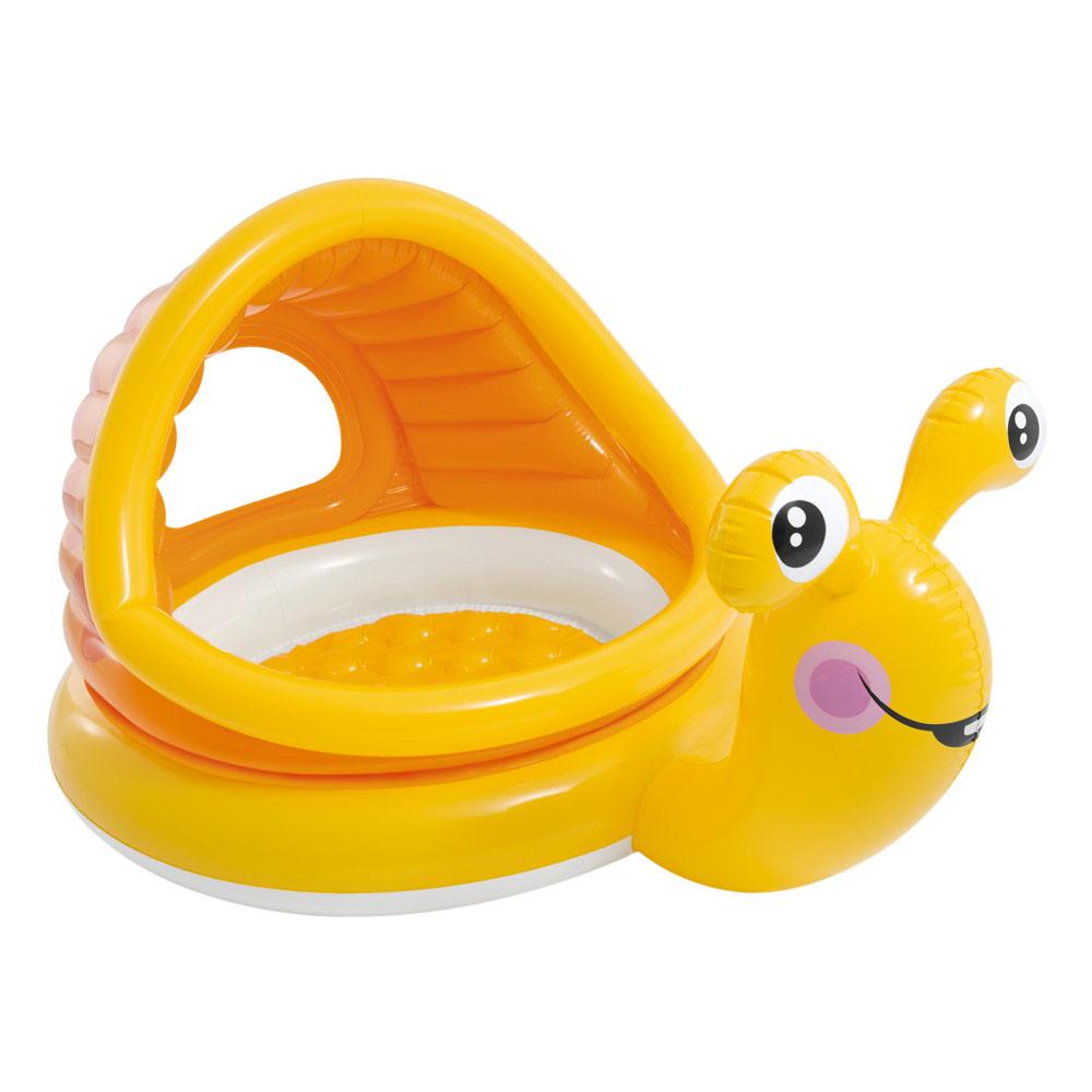Piscina infantil Intex con forma de caracol 53 litros | Intex