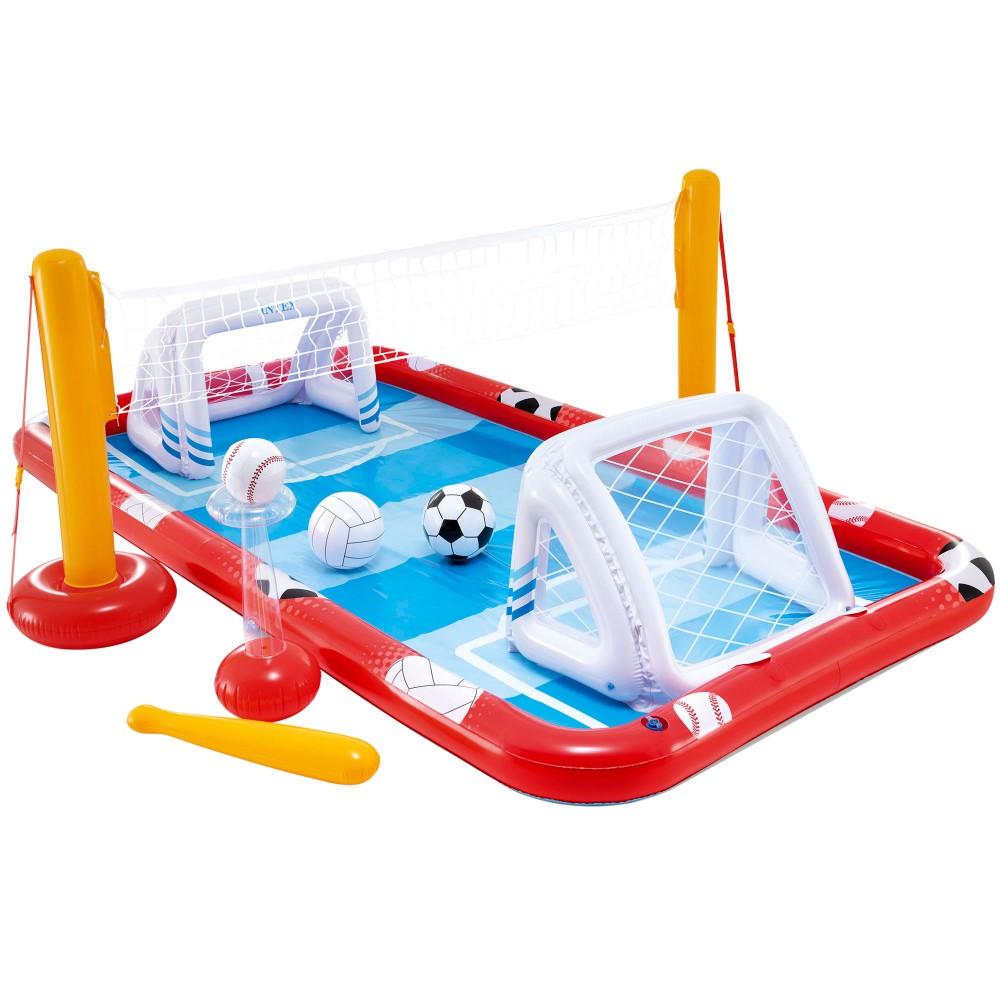 Centro de juego acuático hinchable INTEX deporte   Distria