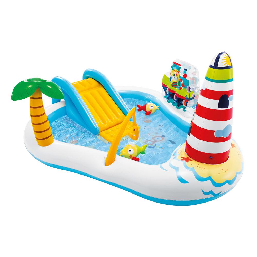 Centro de jogos aquáticos INTEX - Comprar Insufláveis | Distria