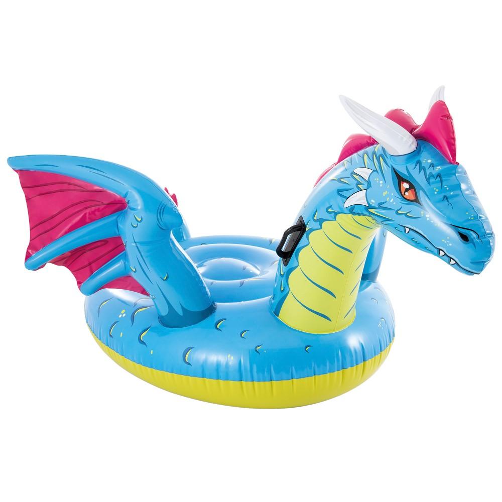 Dragão insuflável para crianças | Distria